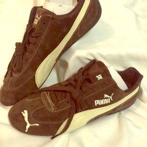 Men's Puma Speed Cat shoes